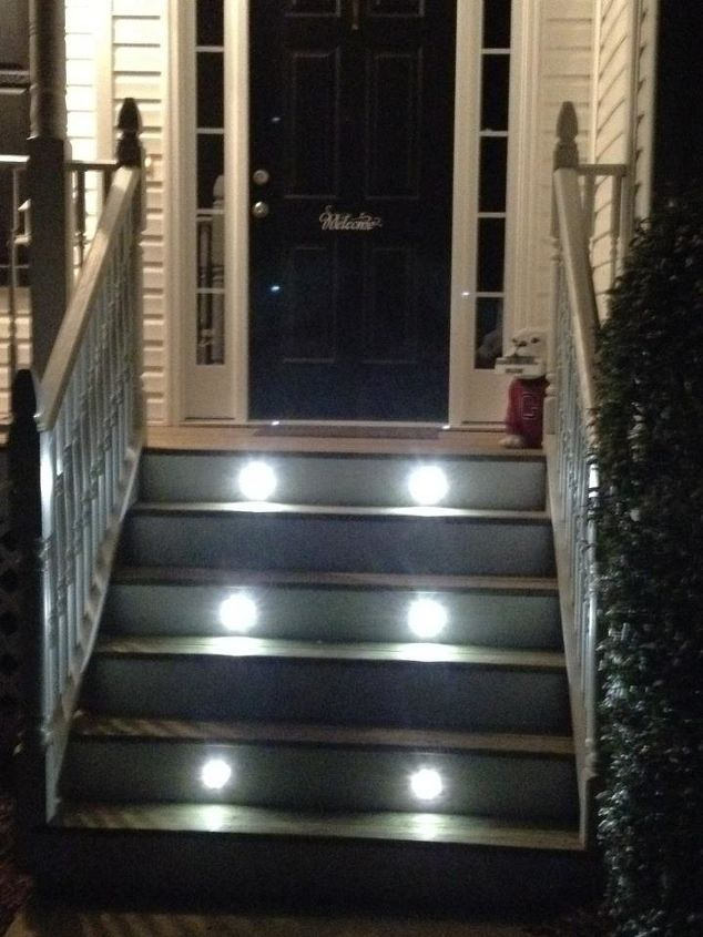 solution neopixel picture stair of light lights sensor motion led final id lighting large