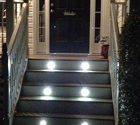 Elegant Diy Stair Lighting, Decks, Electrical, Lighting, Stairs, Deck Stair Lighting  Kit