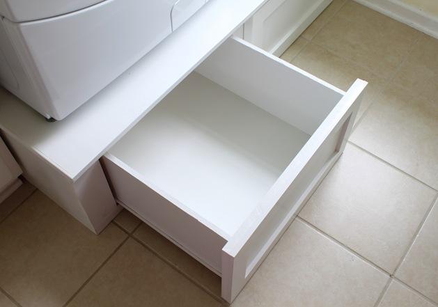 Pedestal drawers http://justagirlblog.com/diy-pedestals/