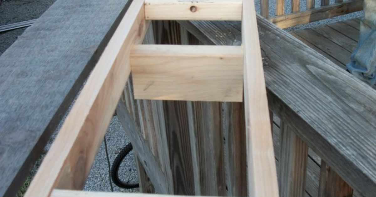 How To Build A Box Beam Aka Fake Ceiling Beam Hometalk