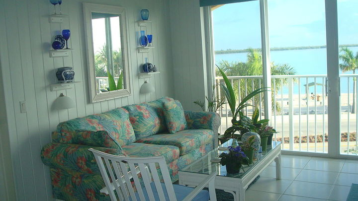 my large garden at my sold house is now reduced to this sunporch, outdoor living