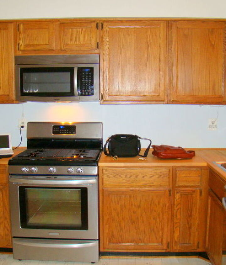 Eryn's Kitchen Before