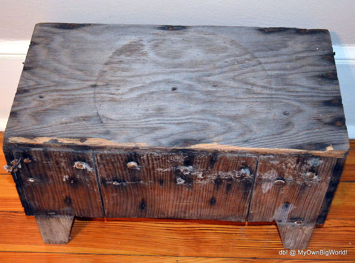 rustic old wood bench conundrum, painted furniture, repurposing upcycling, rustic furniture, shabby chic, woodworking projects, Not fancy wood