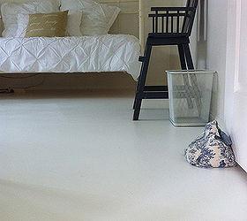 Wonderful Painted Concrete Floors, Concrete Masonry, Flooring, Painting, Floors In  The Study