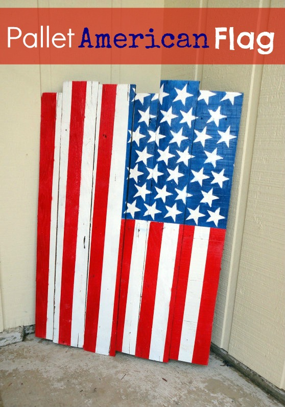 pallet american flag, pallet, patriotic decor ideas, seasonal holiday d cor