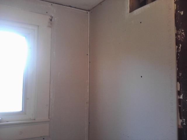 Walls up
