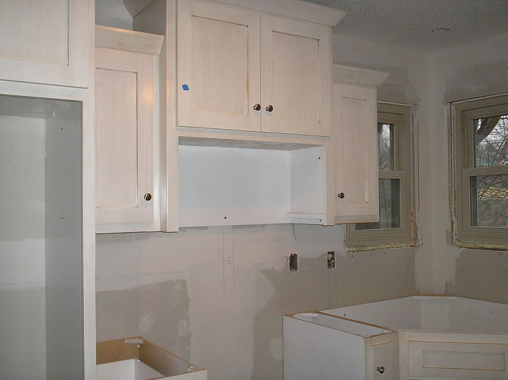 small kitchen remodel makes gives more function, home improvement, kitchen design