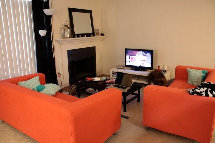 Rit dyeing ikea slip covered sofa klippan hometalk for Ikea klippan