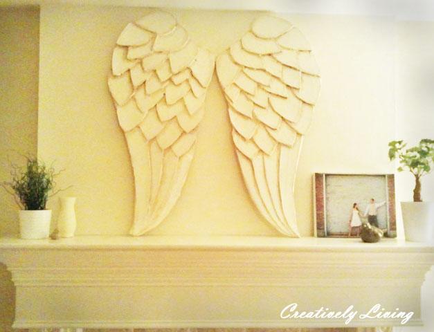 DIY Huge, Awesome Angel Wings! | Hometalk