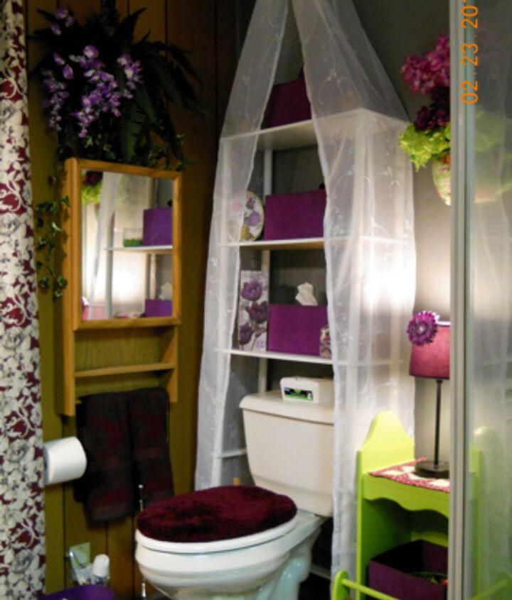 bathroom makeover, bathroom ideas, home decor