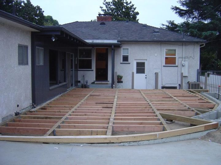 our outdoor kitchen deck and patio cover, fireplaces mantels, home improvement, outdoor living, patio