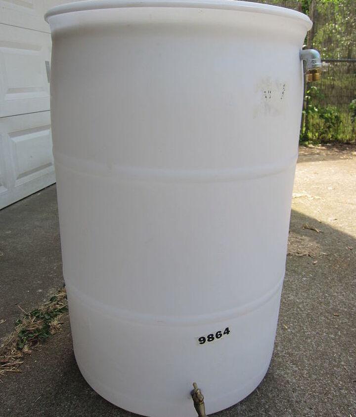 recycle food grade plastic drum