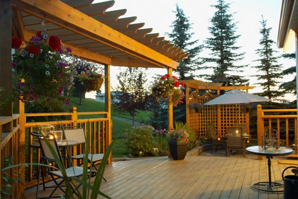 cleaning a wood deck how to diy, cleaning tips, decks, home maintenance repairs, how to, woodworking projects
