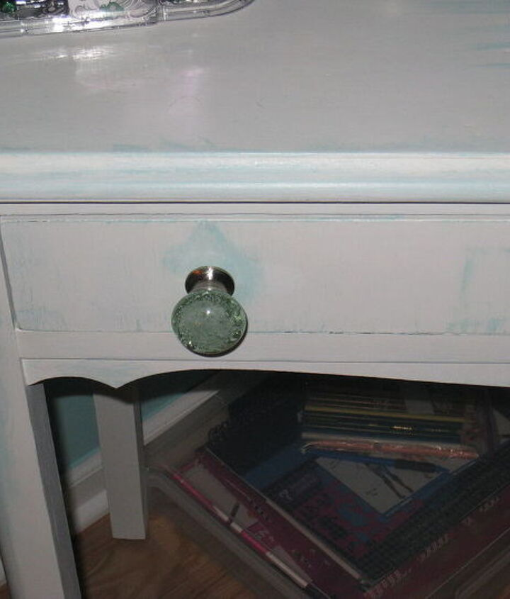 Close up of the knobs....