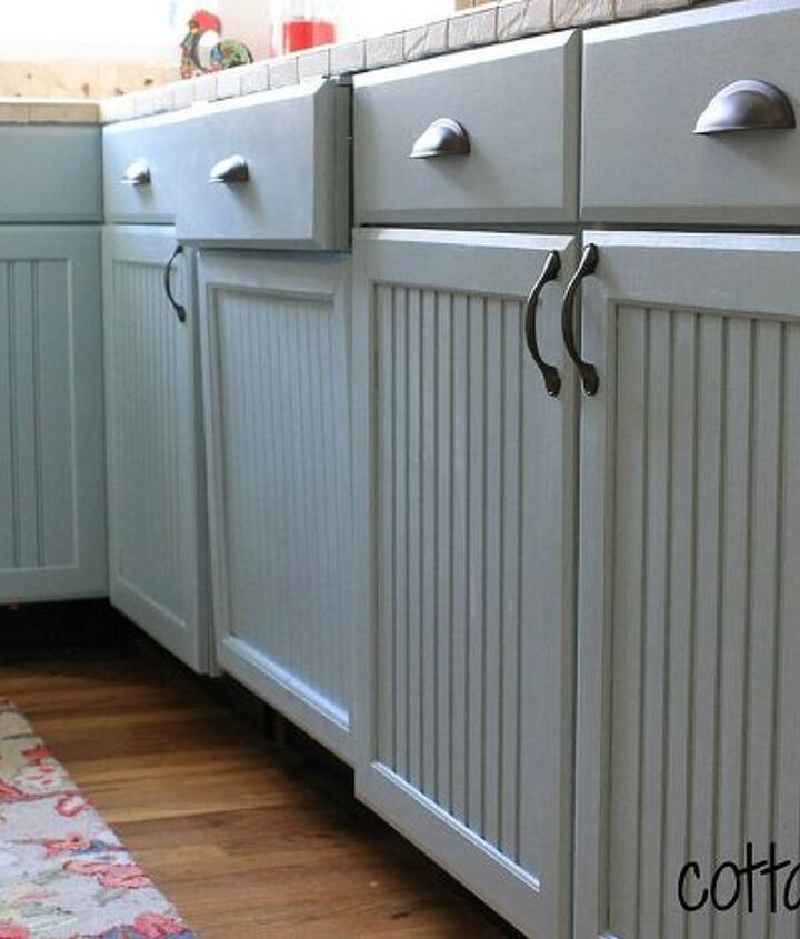 creating a built in look for your dishwasher, appliances, cabinets, diy renovations projects