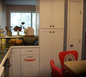 my 1940 s inspired kitchen renovation home improvement kitchen design pantry wall opening my 1940 u0027s inspired kitchen renovation   hometalk  rh   hometalk com