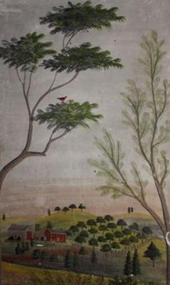 Detail of one of Porter's murals (via rufusportermuseum.org).