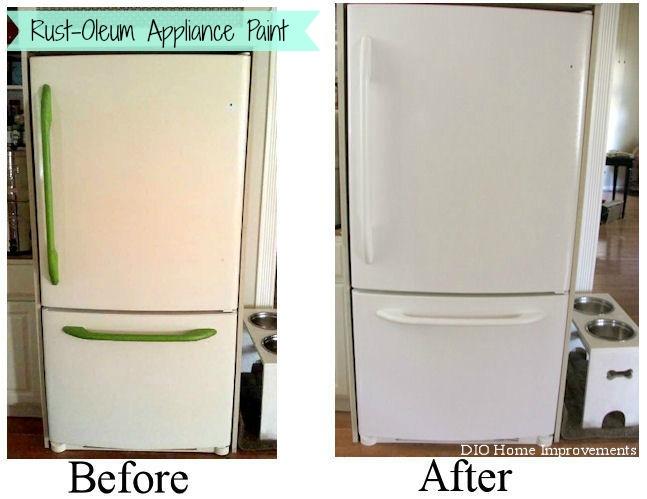 Painting An Appliance Hometalk