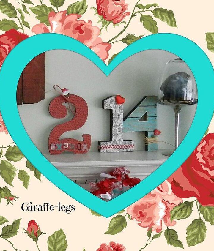 valentine mantel reveal, seasonal holiday d cor, valentines day ideas