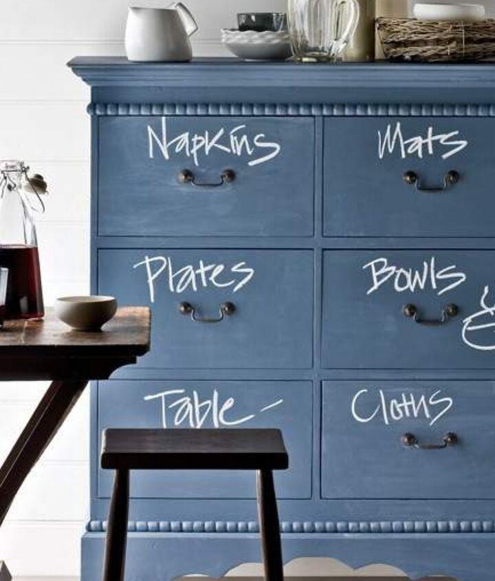 BrightNest Blog: Chalkboard Paint Ideas & DIY Recipe