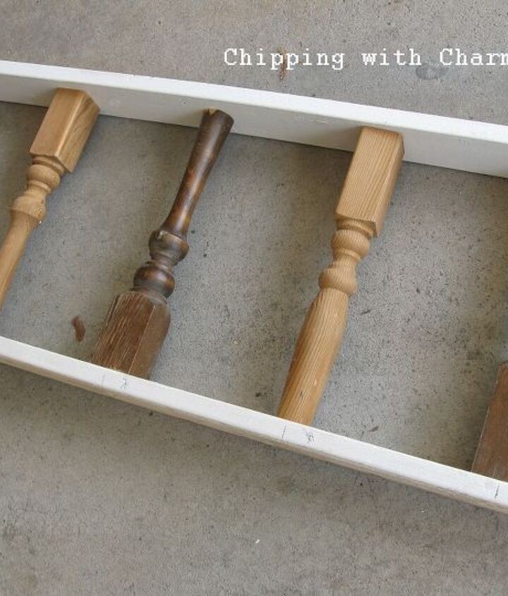 lofted cottage bed for our little girl s dream room, bedroom ideas, diy, home decor, painted furniture, repurposing upcycling, Fold down railing was made from spindles cut in half before