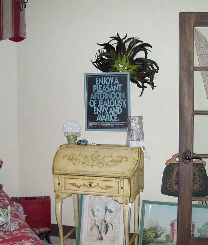 e leisha s redecorated bedroom as of this morning, bedroom ideas, home decor, shabby chic