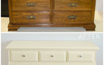 give old furniture a modern look with annie sloan chalk paint, chalk paint, painted furniture, Before and After Give Old Furniture a Modern Look with Annie Sloan Chalk Paint