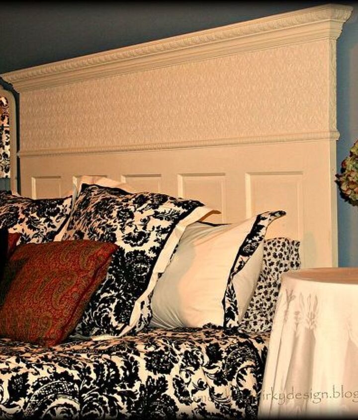 one of my first builds remains one of my favorites 8 years later, bedroom ideas, doors, repurposing upcycling
