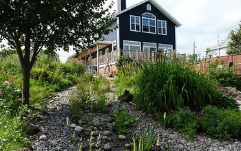 artificial creek in your garden cascading waterfall building guide, diy, landscape, outdoor living, ponds water features, The Cascading Waterfall with some basins Building instructions