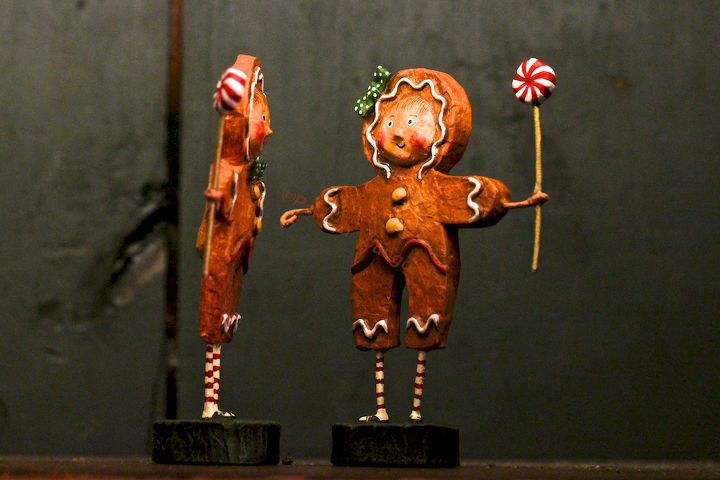 christmas decor using a cast of characters part two, christmas decorations, seasonal holiday decor