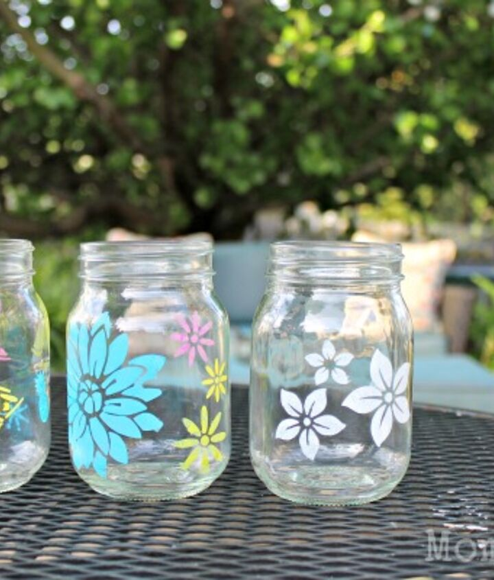 Paint a few to give as a Mother's Day gift!