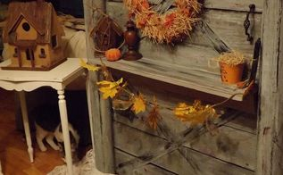 a discarded pallet crafted into a cute barn door, crafts, doors, pallet, repurposing upcycling