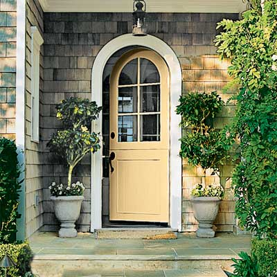 Beautiful painted front doors | Hometalk