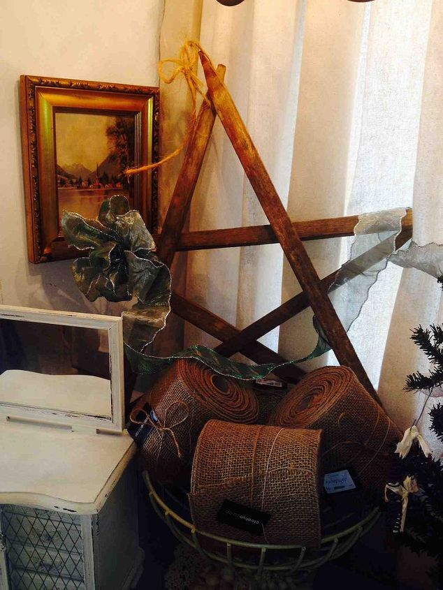 tobacco stake ideas, crafts, repurposing upcycling