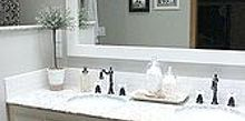 diy farmhouse master bathroom makeover, bathroom ideas, diy, home decor, home improvement