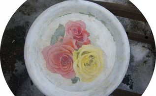 more upcycling and decoupage ideas, crafts, decoupage, repurposing upcycling