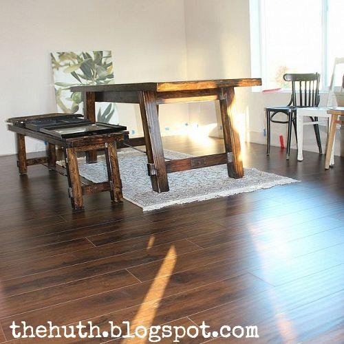 laminate floor installation hometalk