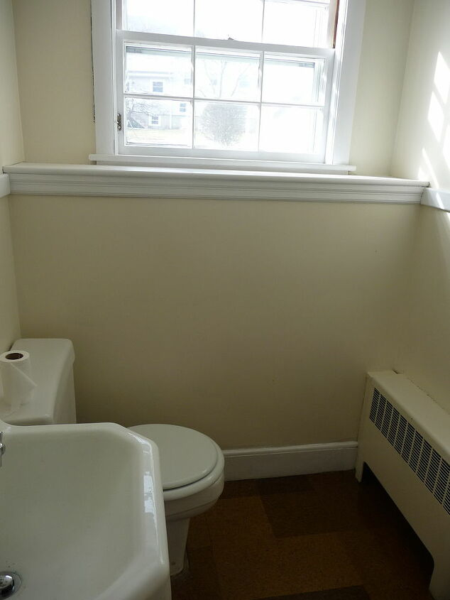 bathroom makeover, bathroom ideas, before