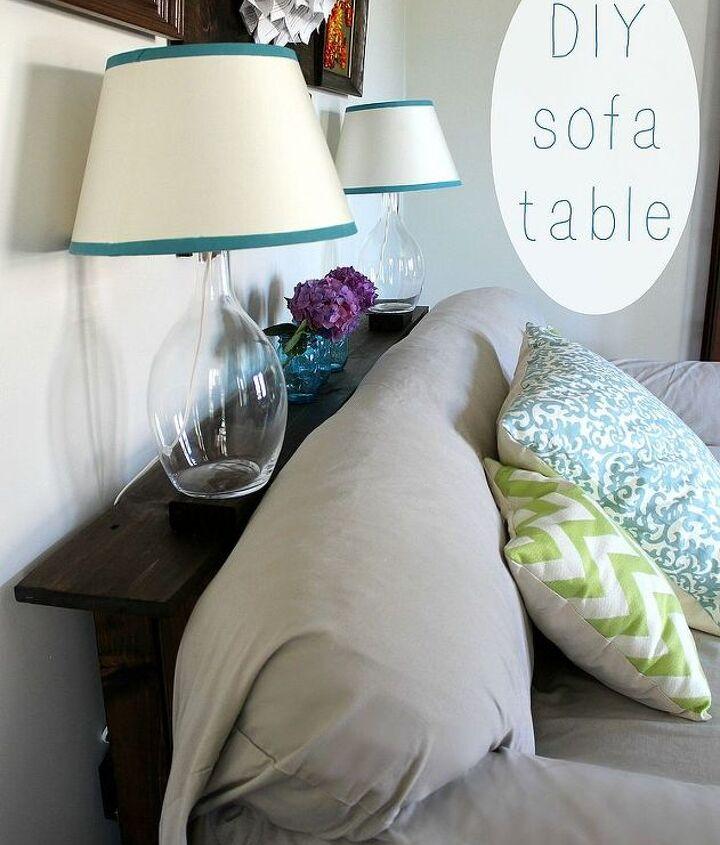 http://christinasadventures.com/2013/07/diy-sofa-table.html