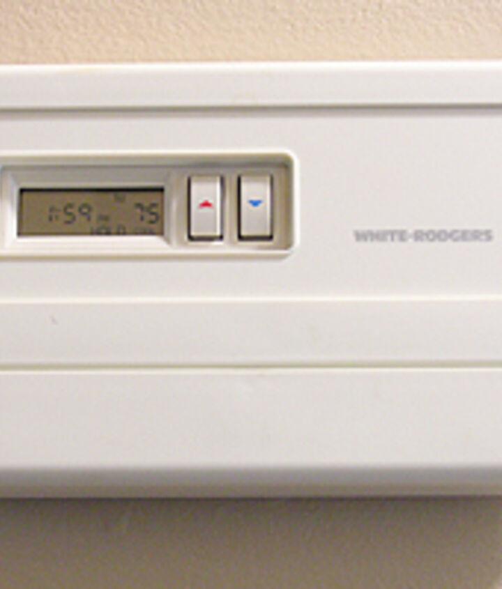 q why won t my heat turn off, home maintenance repairs, hvac