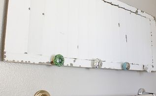 diy towel rack from an old shutter, bathroom, diy renovations projects, repurposing upcycling