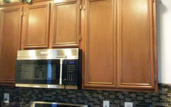 kitchen cabinet redo, kitchen cabinets, kitchen design, painting, Finished cabinets A little warmer richer look to an already gorgeous kitchen