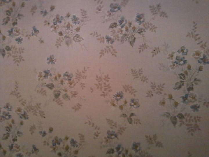 It feels like wallpaper but its not