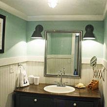 600 bathroom makeover, bathroom ideas, home decor