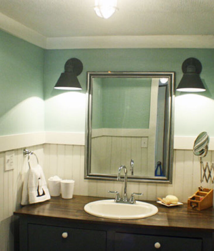 600 bathroom makeover, bathroom ideas, home decor