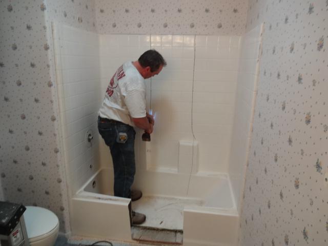 Installing A Zero Clearance Inline Shower Drain Hometalk