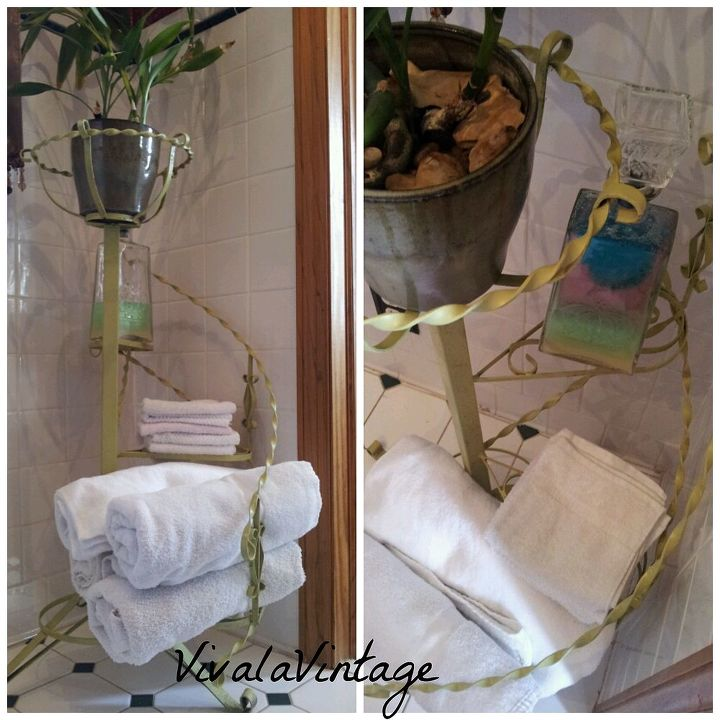 no more plant stand, repurposing upcycling