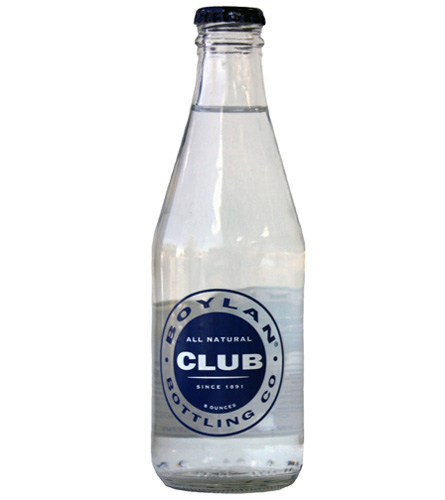 Club Soda is a fancy term for carbonated water.   Club soda is known for treating difficult stains, including wine, coffee, and chocolate.
