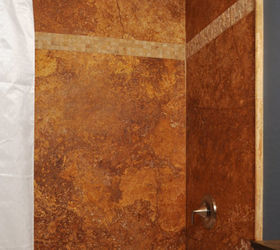 How Would You Like A Stone Shower Without The Challenges Of Tile And Grout  Would You