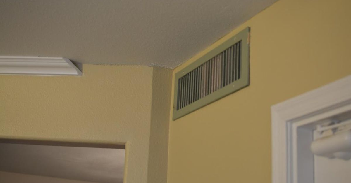 Crown Molding How Do I Handle This Vent Detail Hometalk